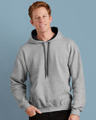 Men's Heavy Blend Contrast Hooded Sweatwhirt