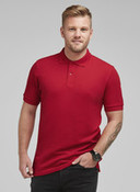 Men's Polycotton Polo