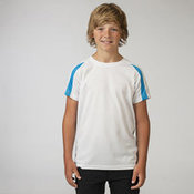 Kids contrast cool T