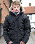 Result Urban Cyclone Ultimate Parka