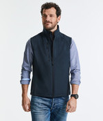 Men's Soft Shell Gilet
