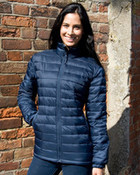 Result Urban Ladies Ice Bird Padded Jkt
