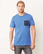 Canvas Mens Jersey S/S Pocket Tee