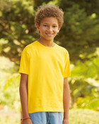 Fruit Of The Loom Kids Sofspun T-Shirt
