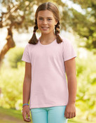Fruit Of The Loom Girls Sofspun T-Shirt