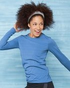 Performance™ Ladies' Long Sleeve T-Shirt
