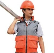 Work-Guard x-over gilet