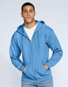 Heavy Blend  Adult Full Zip Hooded Sweatshirt