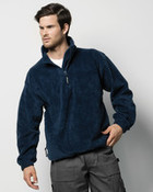 Grizzly Half Zip Active Fleece
