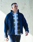 Sigma Symmetry Heavyweight Fleece Jacket