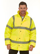 Hi-Vis Road Safety Jacket