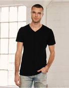 Canvas Men's Jersey S/S Vneck Tee