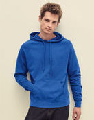 FOTL Men's Lightweight Hooded Sweat