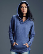 Anvil Ladies French Terry Hooded Sweat