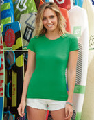 Fruit Of The Loom Ladies Softspun Tshirt