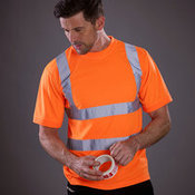 Hi-vis short sleeve t-shirt (HVJ410)