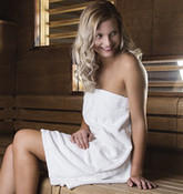 "Jassz Towels ""Rhone"" Sauna Towel"