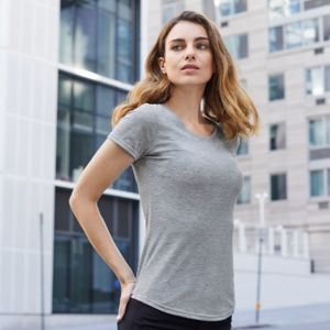Anvil women's triblend tee Thumbnail