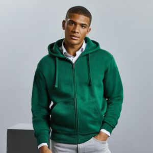 Russell Mens Authentic Zipped Hood Thumbnail